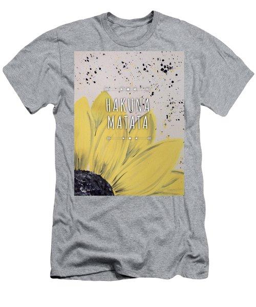 Hakuna Matata Men's T-Shirt (Athletic Fit)