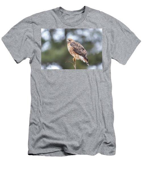 Hal The Hybrid Portrait 3 Men's T-Shirt (Athletic Fit)