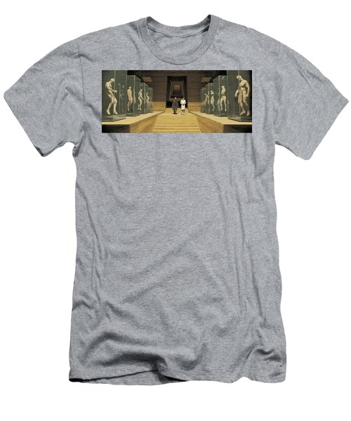 Hall Of Replicants Men's T-Shirt (Athletic Fit)