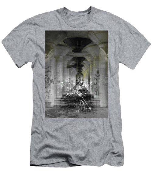 Hall Of Secrets Men's T-Shirt (Athletic Fit)