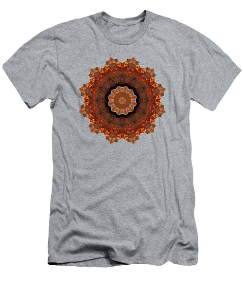 Halloween Kaleidoscope Sliver2-235 Men's T-Shirt (Athletic Fit)