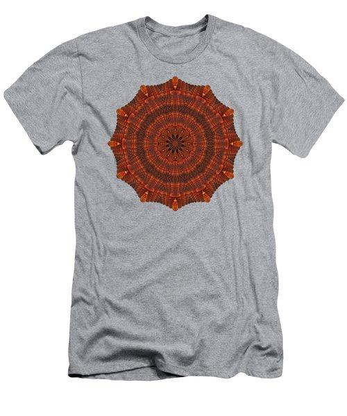 Halloween Kaleidoscope Sliver1-150 Men's T-Shirt (Athletic Fit)
