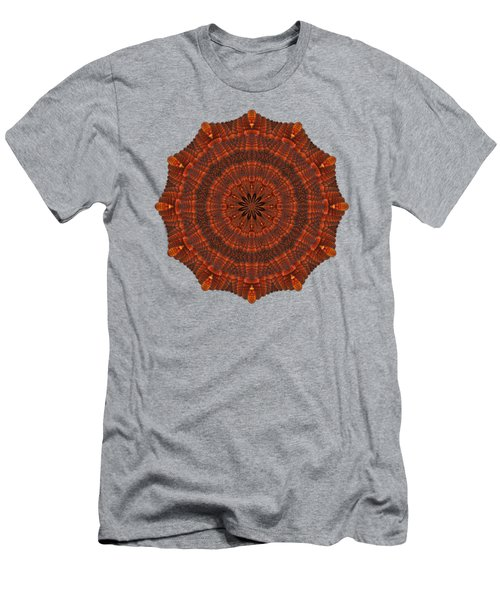 Halloween Kaleidoscope Sliver1-150 Men's T-Shirt (Athletic Fit)