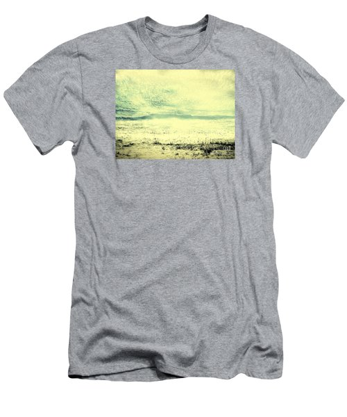 Hallucination On A Beach Men's T-Shirt (Athletic Fit)