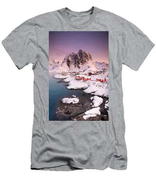 Hamnoy Men's T-Shirt (Athletic Fit)