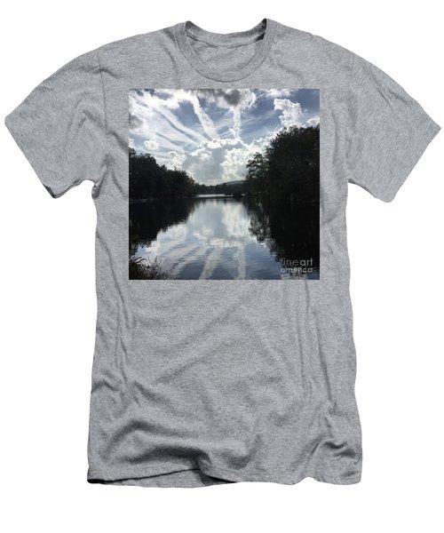 Handsome Cloud Men's T-Shirt (Athletic Fit)