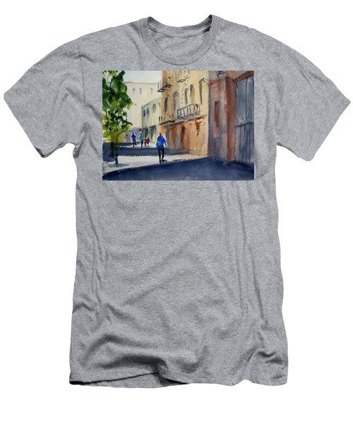 Hang Ah Alley Men's T-Shirt (Athletic Fit)