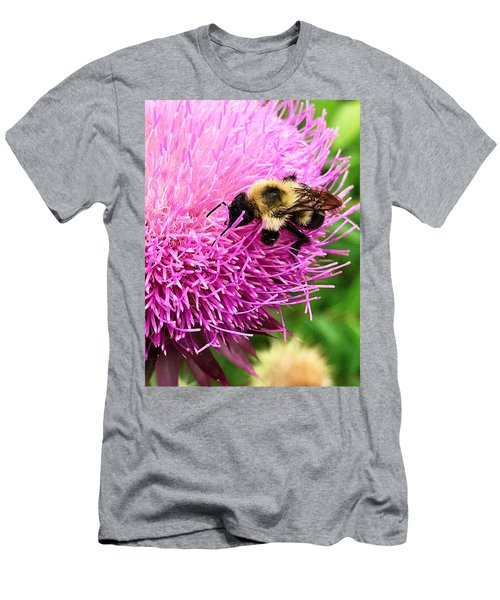 Happiness Men's T-Shirt (Athletic Fit)