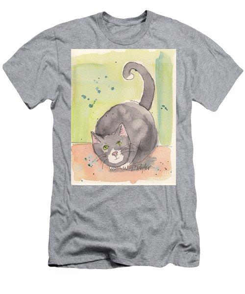 Happy Tuxedo Men's T-Shirt (Athletic Fit)