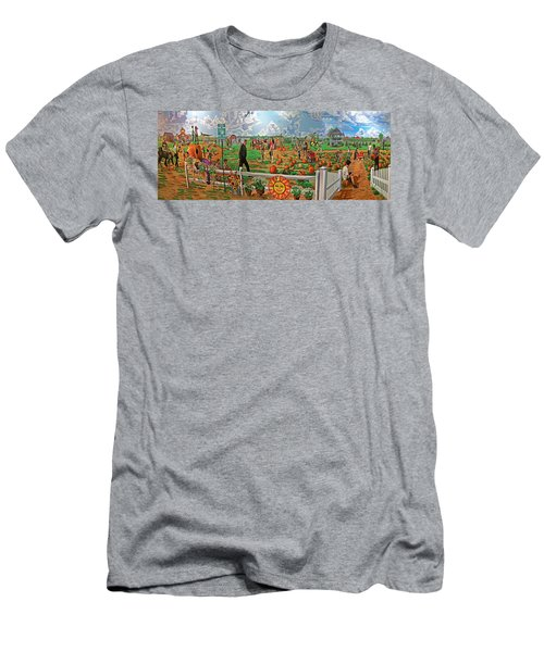 Harbe's Family Farm Men's T-Shirt (Athletic Fit)