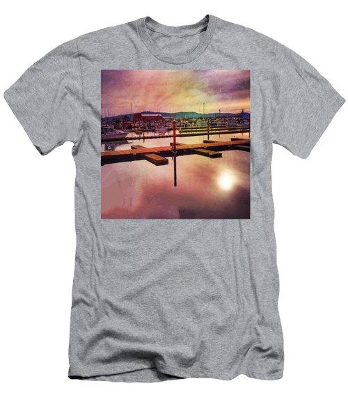 Harbor Mood Men's T-Shirt (Athletic Fit)
