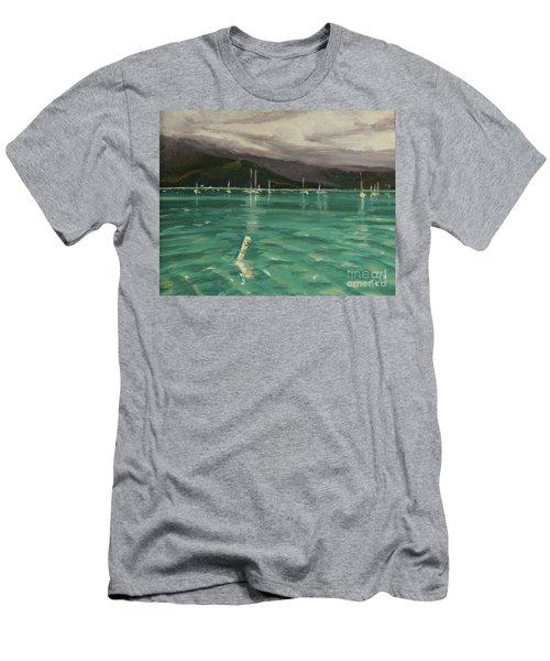 Harbor View Men's T-Shirt (Athletic Fit)