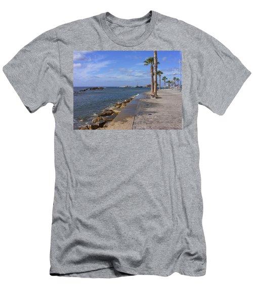 Harbour Walk Men's T-Shirt (Athletic Fit)