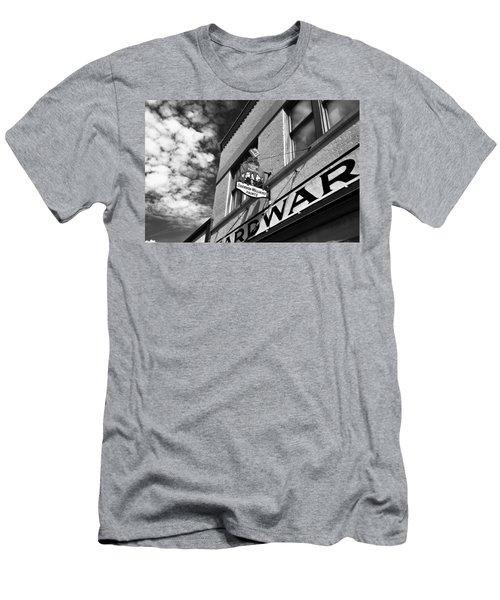 Hardware Men's T-Shirt (Slim Fit) by David Lee Thompson