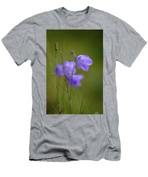 Harebell Men's T-Shirt (Athletic Fit)