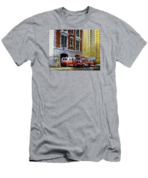 Harlem Hilton Men's T-Shirt (Athletic Fit)