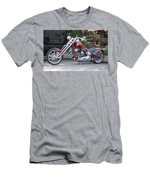 Harley Chopped Men's T-Shirt (Athletic Fit)