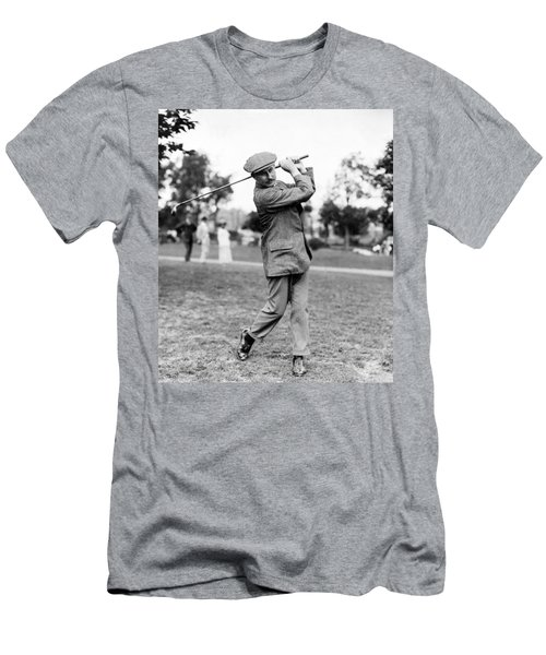 Harry Vardon - Golfer Men's T-Shirt (Athletic Fit)