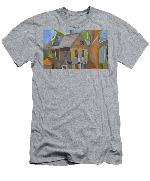 Harry's Tree Men's T-Shirt (Athletic Fit)
