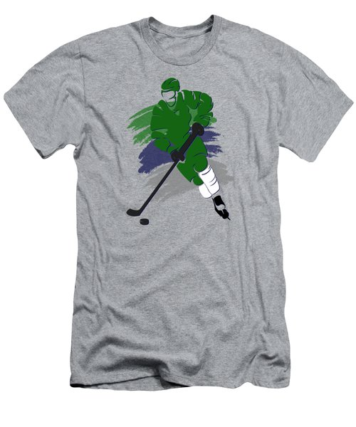Hartford Whalers Player Shirt Men's T-Shirt (Athletic Fit)