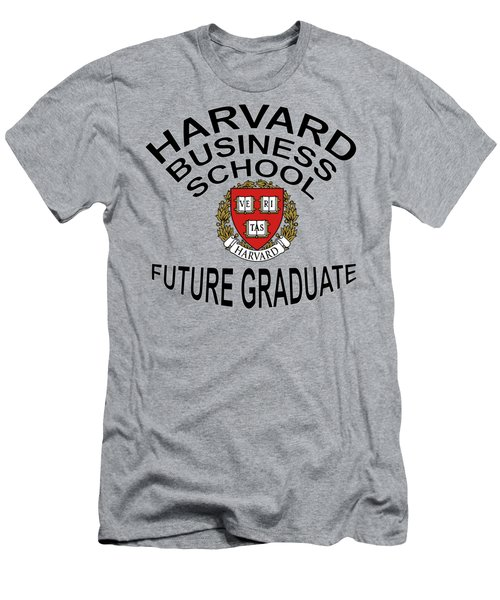 Harvard Business School Future Graduate Men's T-Shirt (Athletic Fit)