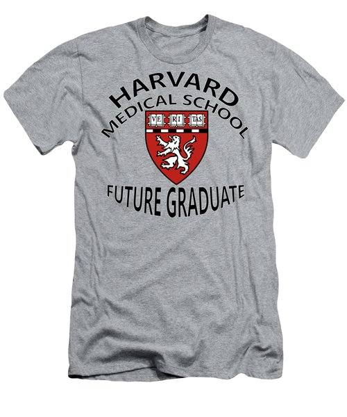 Harvard Medical School Future Graduate Men's T-Shirt (Athletic Fit)