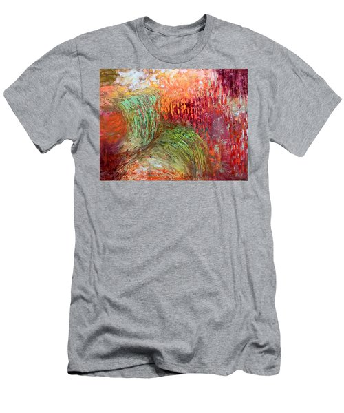 Harvest Abstract Men's T-Shirt (Athletic Fit)