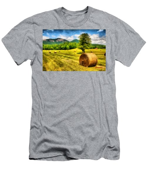 Harvest At Table Rock Men's T-Shirt (Athletic Fit)