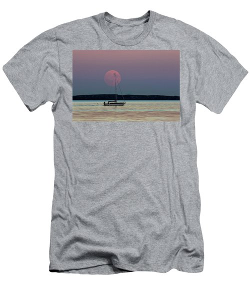 Harvest Moon - 365-193 Men's T-Shirt (Athletic Fit)