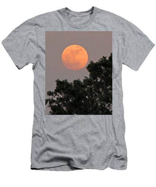 Harvest Moonrise Men's T-Shirt (Athletic Fit)