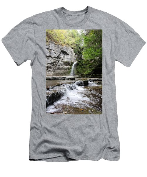 Eagle Cliff Falls II Men's T-Shirt (Athletic Fit)