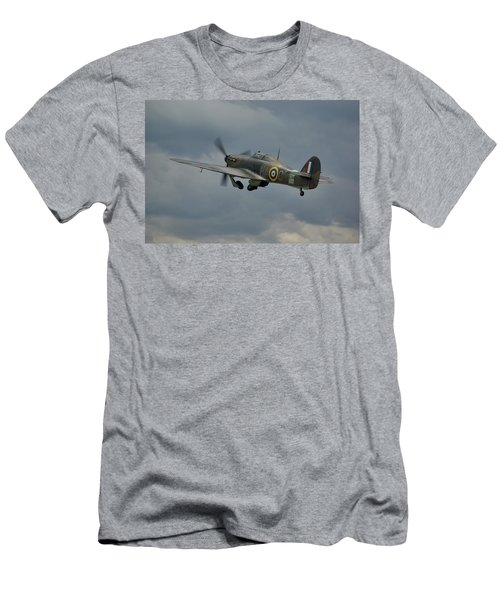 Hawker Hurricane Mk Xii  Men's T-Shirt (Athletic Fit)