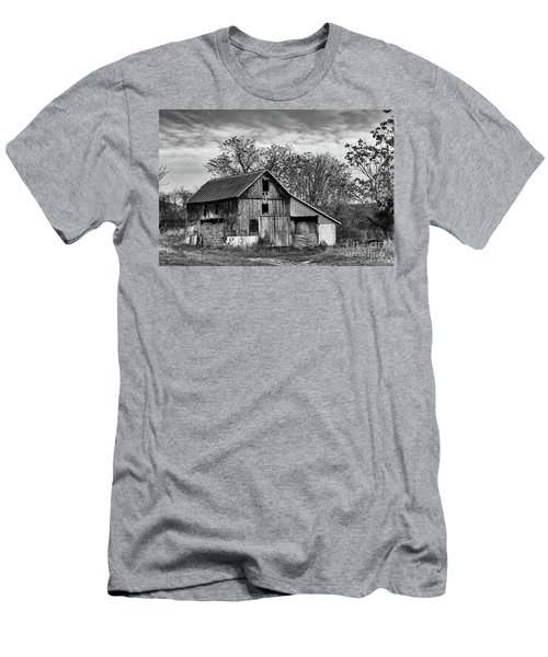 Hay Storage Men's T-Shirt (Athletic Fit)