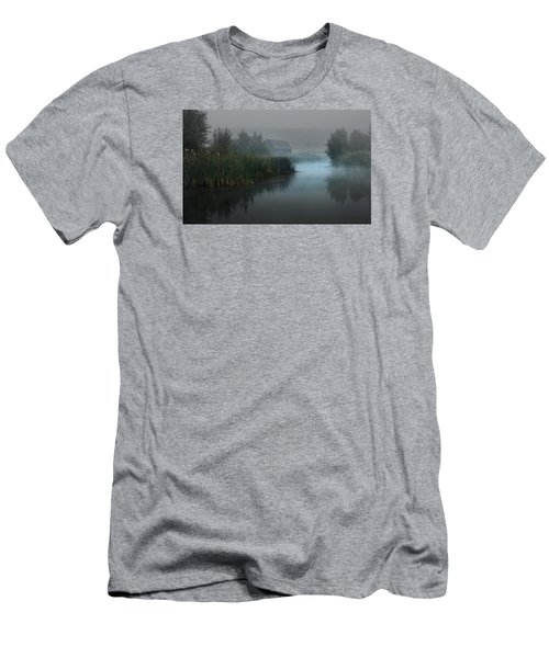 Haynes Ranch Predawn II Men's T-Shirt (Athletic Fit)