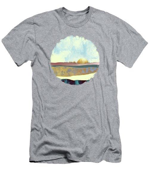 Hazy Afternoon Men's T-Shirt (Slim Fit) by Katherine Smit