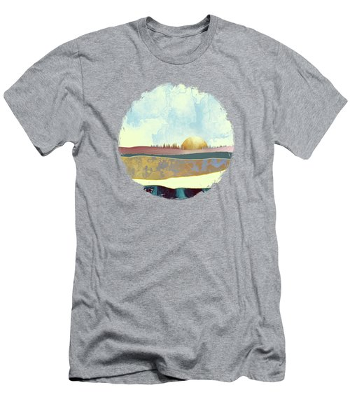 Hazy Afternoon Men's T-Shirt (Athletic Fit)
