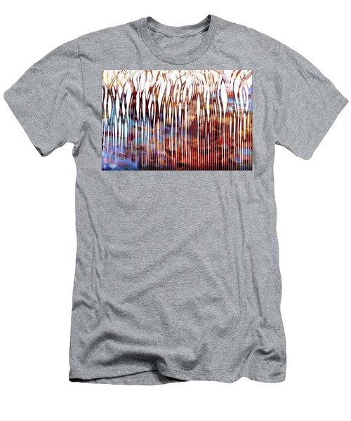 He Is Your Praise. Deuteronomy 10 21 Christian Art Men's T-Shirt (Athletic Fit)
