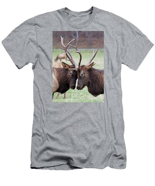 Head To Head Men's T-Shirt (Athletic Fit)