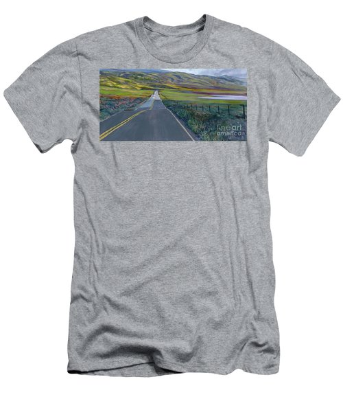 Heading For The Hills Men's T-Shirt (Athletic Fit)