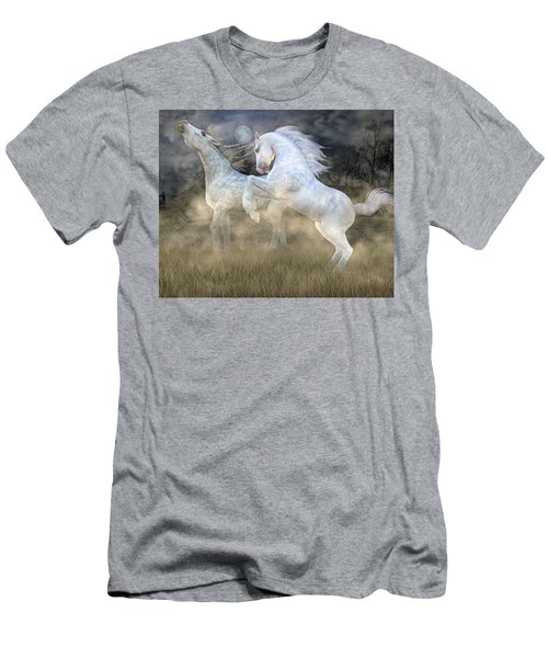 Headless Horseman Haunting On The Hill Men's T-Shirt (Athletic Fit)
