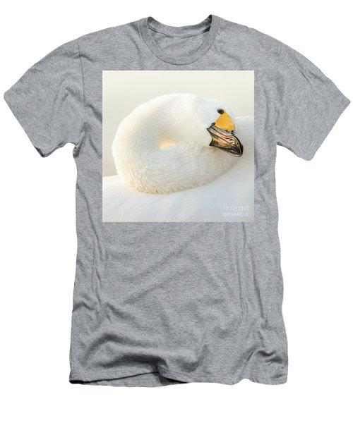 Men's T-Shirt (Slim Fit) featuring the photograph Healing by Tatsuya Atarashi