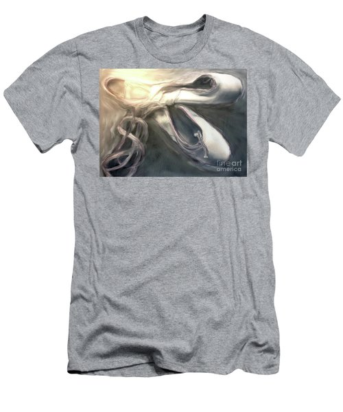 Heart Of The Dance Men's T-Shirt (Slim Fit) by FeatherStone Studio Julie A Miller