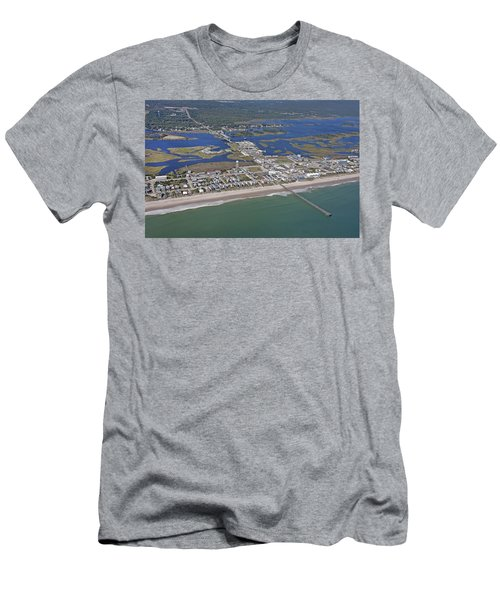 Heart Of Topsail Men's T-Shirt (Athletic Fit)