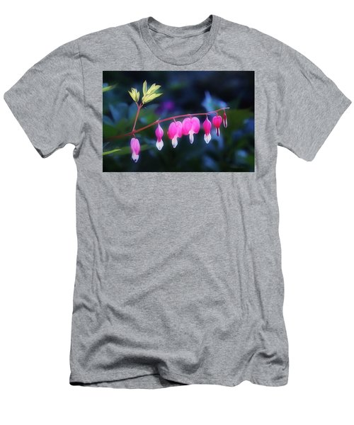 Hearts In The Dusk Men's T-Shirt (Athletic Fit)