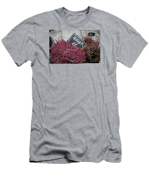 Heather Men's T-Shirt (Athletic Fit)