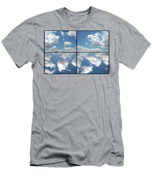 Heaven Men's T-Shirt (Athletic Fit)