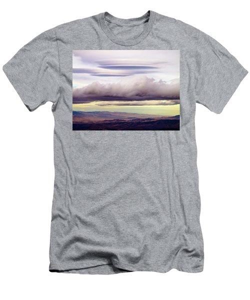 Heavenly Clouds Men's T-Shirt (Athletic Fit)