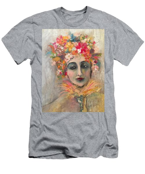 Hedy Lamore Men's T-Shirt (Athletic Fit)