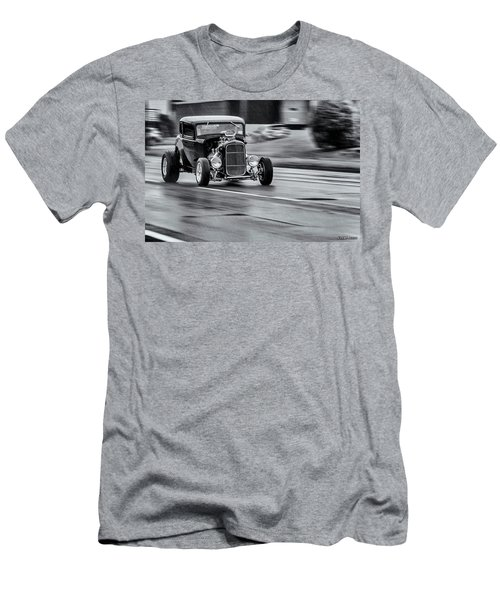 Hemi Powered 1932 Ford 5 Window Coupe Men's T-Shirt (Athletic Fit)