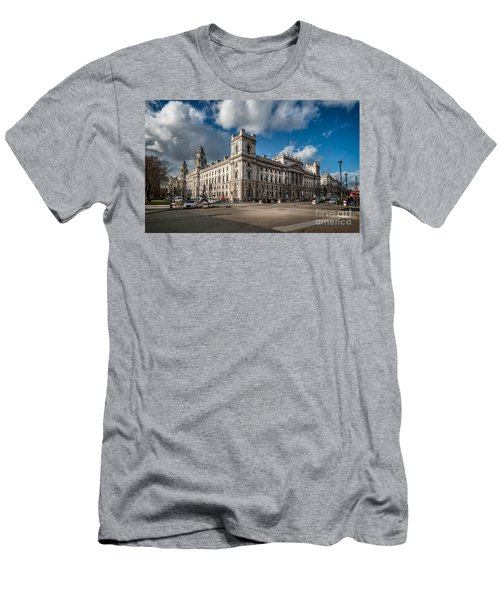 Her Majesty's Treasury Men's T-Shirt (Athletic Fit)